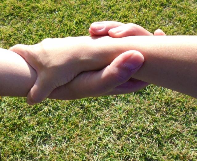 手首痛と整体