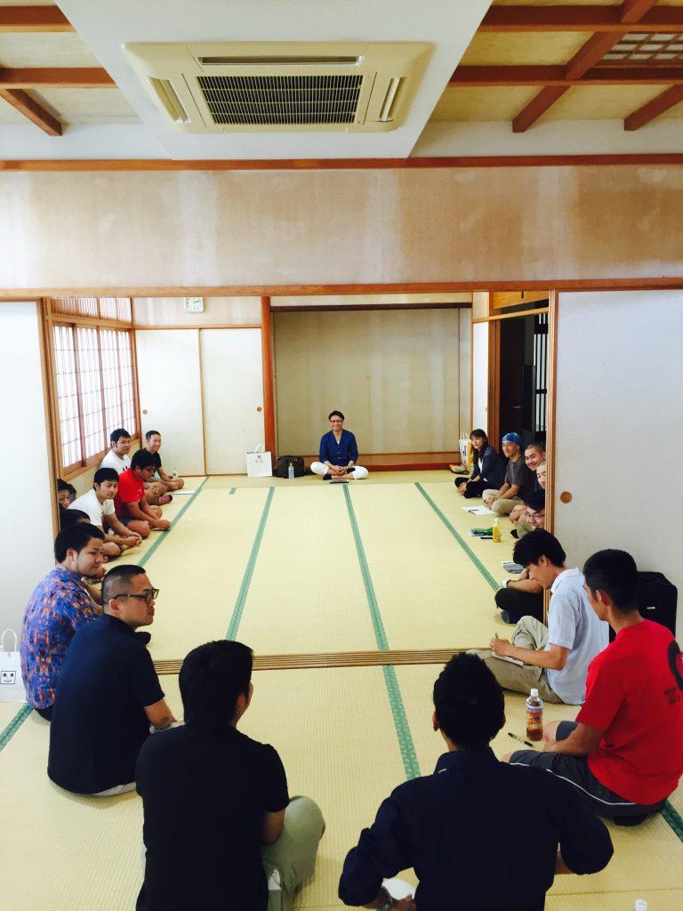 第二回沖縄多次元操体法講習会 座学