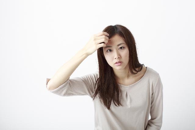 円形脱毛症と整体