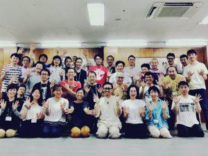 整体セミナー講師実績(2017年大阪)