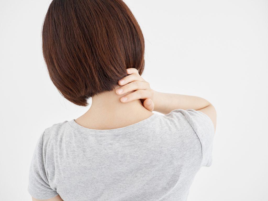 首こりに起因する症状