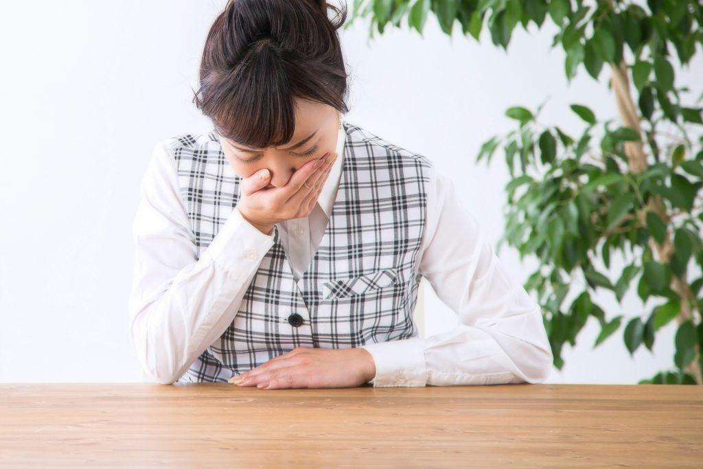 自律神経失調症による吐き気や食欲不振の原因