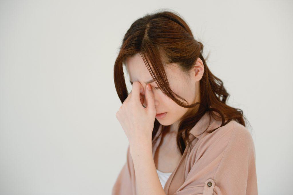 めまいの症状と原因