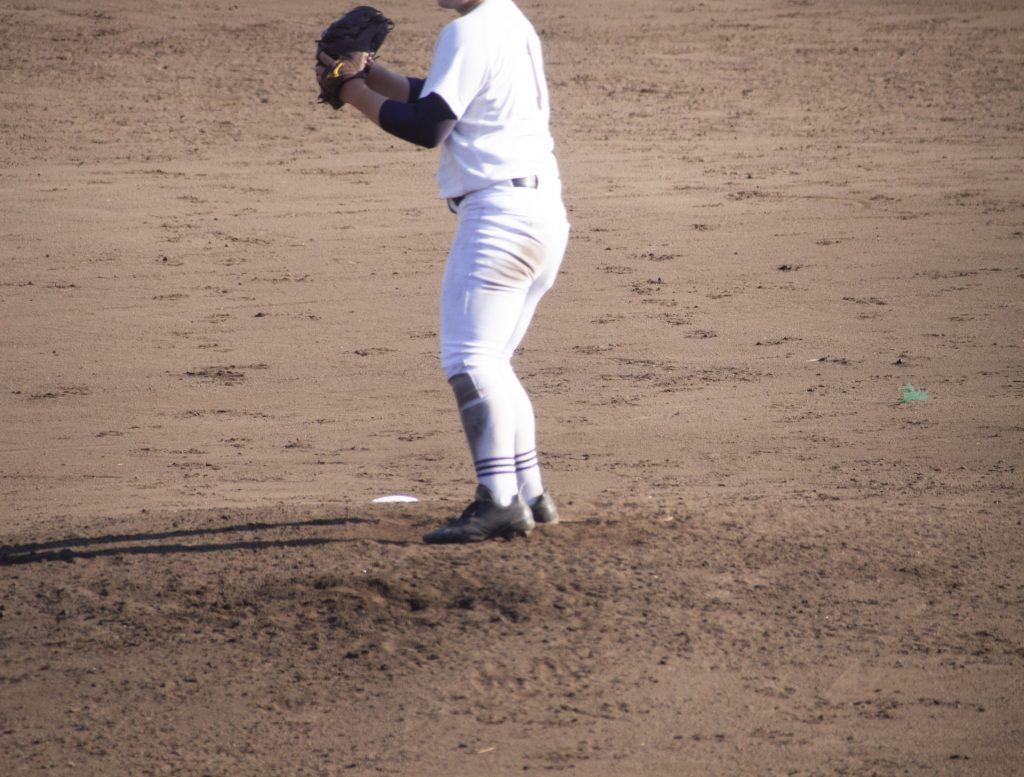野球肩の施術例