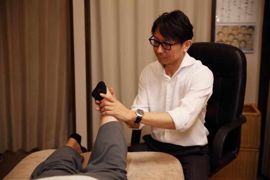 当院の変形性膝関節症に対するアプローチ