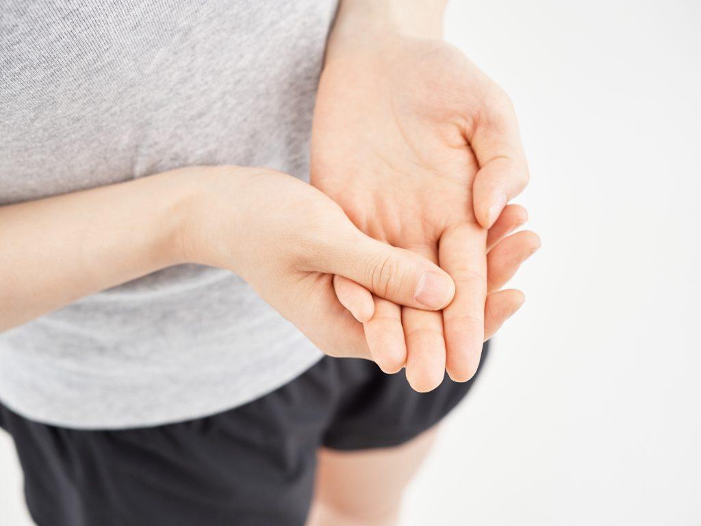 手や腕のしびれ・痛み
