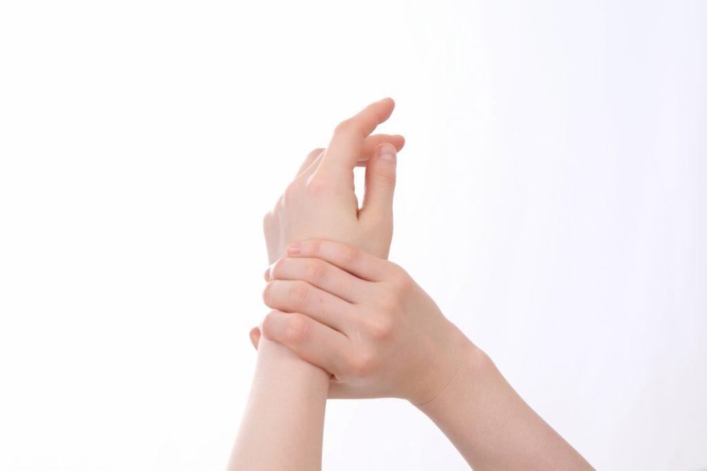 腱鞘炎のセルフケア方法