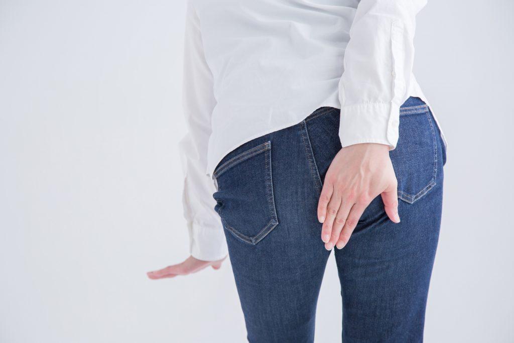 痔を整体で改善する